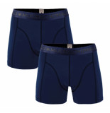 Muchachomalo Men 2-pack boxer solid/solid