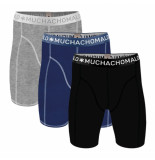 Muchachomalo Men 3-pack longshort solid
