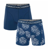 Muchachomalo Boys 2-pack shorts fish dots