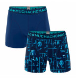 Muchachomalo Boys 2-pack shorts kitt