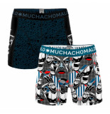 Muchachomalo Men 2-pack shorts prostethics