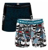 Muchachomalo Boys 2-pack shorts prostethics