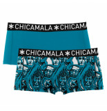 Muchachomalo Women 2--pack boxershort roots