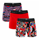 Muchachomalo Boys 3-pack shorts genderless