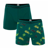 Muchachomalo Boys 2-pack shorts rabbit
