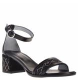 Nero Giardini Sandalen met hak zwart