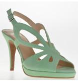 Taft Footwear Sandalen high heels groen