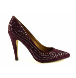 La Strada Pumps high heels bordeaux rood
