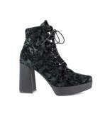 Taft Footwear Veterschoen op hak