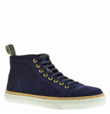 Sneaky Steve Sneakers suede blauw