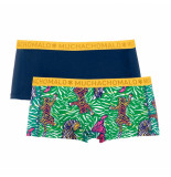 Muchachomalo Women 2-pack short tiger