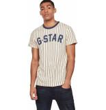 G-Star Wabash r t-shirt blauw