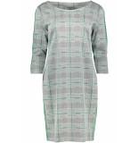 Luba Odina dress 4701 odina dress 4701 ruit groen