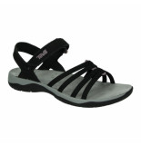 Teva Slippers sandalen 041292 zwart