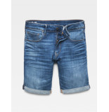 G-Star 3301 slim 1/2 shorts d10481-8968-6028 blauw