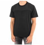 Kenzo Ylon jersey t-shirt zwart