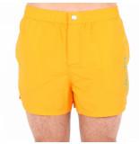Kenzo Short logo oranje