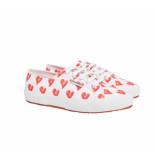 Superga Fancotw 2750 white red harts wit