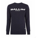 Ballin Amsterdam Original sweater blauw