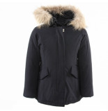 Airforce Kids 2 pocket classic parka blauw