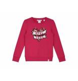 Nik & Nik Sweater real love rood