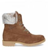 Panama Jack Boots women felicia b22 velour cuero bark bruin