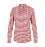 Numph Jellypalm shirt morganite roze