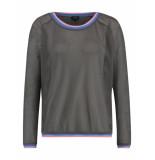 L.O.E.S. 20147 9800 loes bingo top antra grey grijs