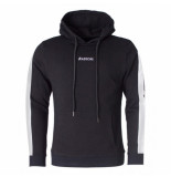 Radical Su180401 hoodie - zwart