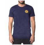 My Brand Logo t-shirt donkerblauw