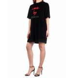 Love Moschino Love moschino m3909 jurk – zwart