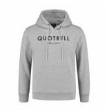 Quotrell Hoodie – grijs/zwart