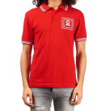 Believe That Rockafella polo – rood
