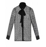 Nikkie Roxie blouse - zwart