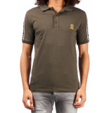 Believe That Basic polo – groen army