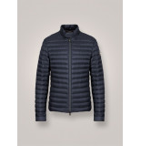 Colmar Mens down jacket 1221 – navy blauw