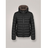 Colmar Mens down jacket 1249 - zwart