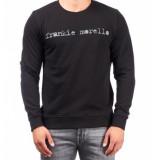 Frankie Morello Loriana sweater – zwart