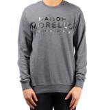 Frankie Morello 8206fe sweatshirt – grijs
