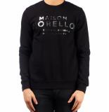 Frankie Morello 8206fe sweatshirt – zwart