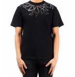 Frankie Morello 8209 t-shirt – zwart