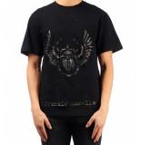 Frankie Morello 8285 t-shirt – zwart