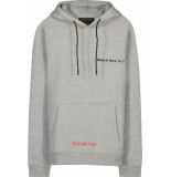 FRANZEL AMSTERDAM : in gold we trust fah-059 nice day hoodie – grijs