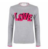 Jacky Luxury Sweater - grijs
