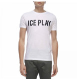 Ice Play Iceberg iceplay f013 t-shirt – wit