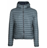 Colmar Mens down jacket 1277r - blauw
