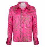 Delousion Tatum top – roze