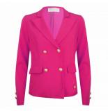 Delousion Linsey blazer – roze