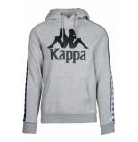 Kappa Banda hurtado hoodie - grijs