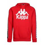 Kappa Banda hurtado hoodie - rood